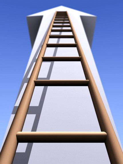 Which ladder are you climbing 5 tips for avoiding for House doctor ladder